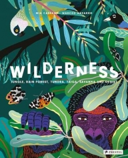 Win a hardback copy of Wilderness by Mia Cassany