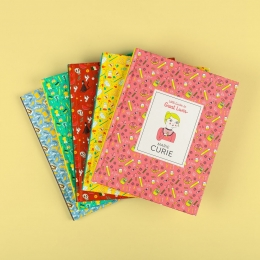 Win a full set of Little Guides to Great Lives!