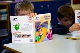 Win a set of Rising Stars Reading Planet KS2 books!