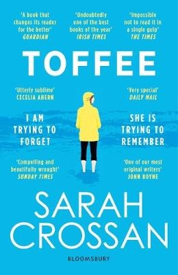 Win a copy of Toffee by Sarah Crossan