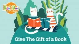 Win an Annual Subscription to The Book Box for Your School!