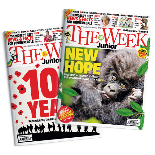 Win a FREE subscription to The Week Junior for your school